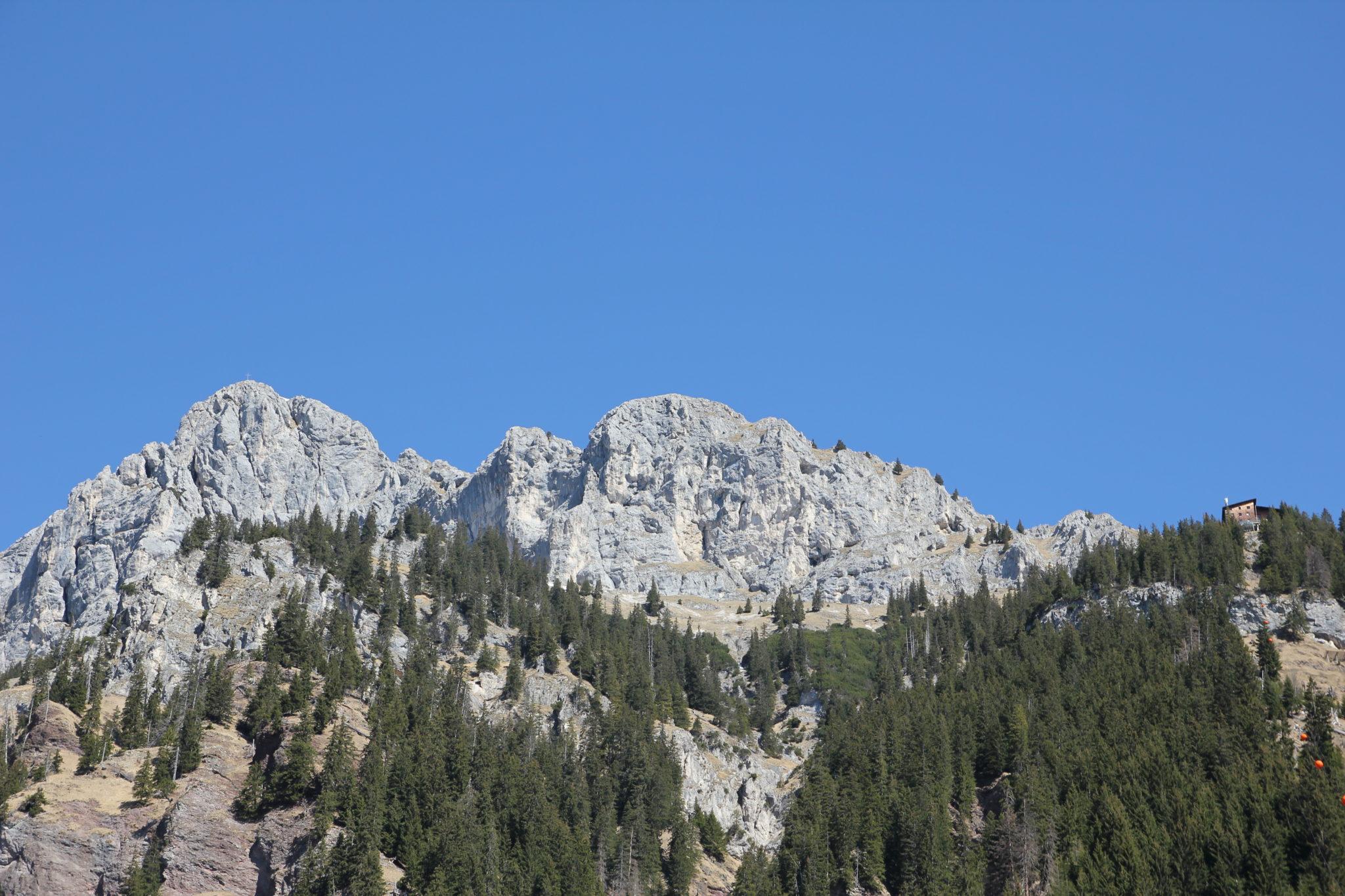 Rote Flüh (2108m) eine abwechslungsreiche Wanderung.
