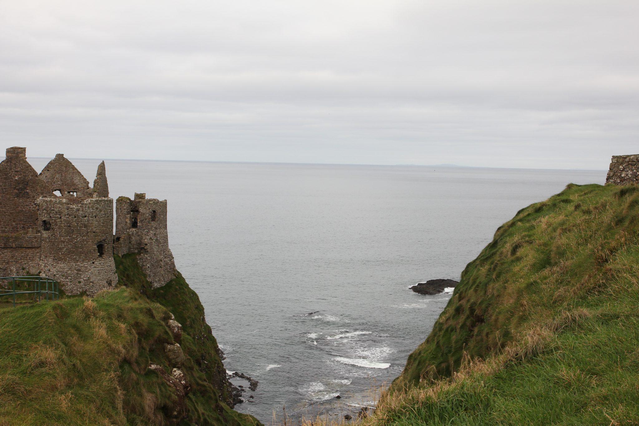 Ireland 17 – Luft, Landschaft, Linksverkehr, Leute